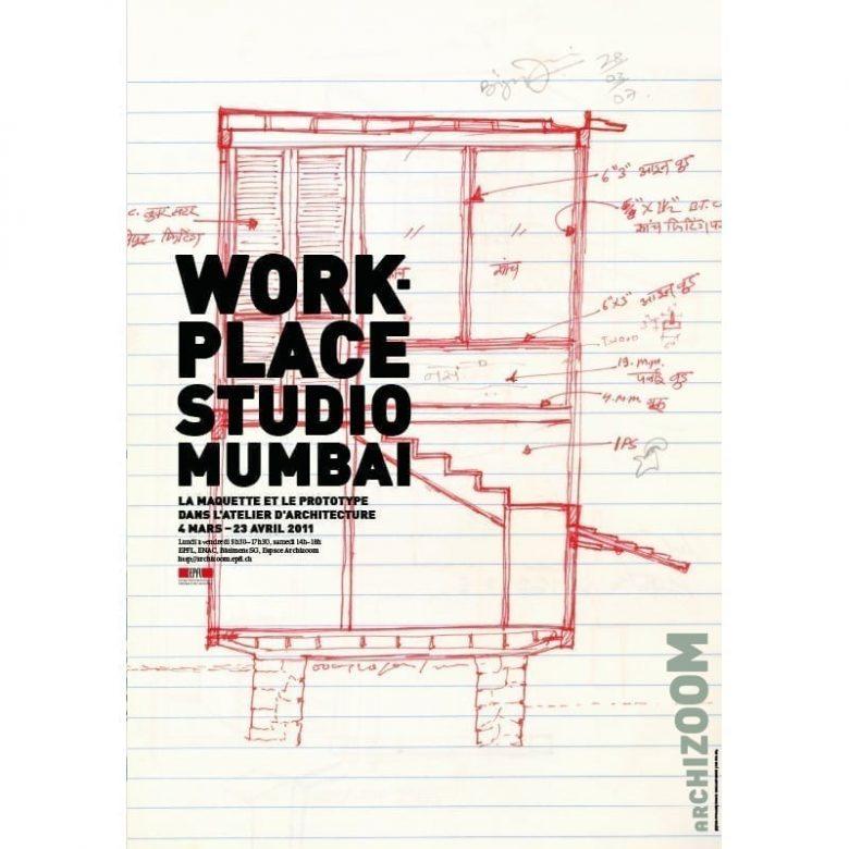 Work Place Studio Mumbai - Poster