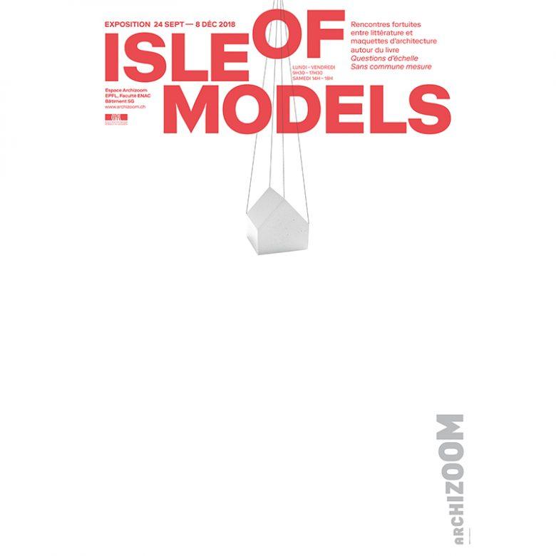 Isle Of Models - Affiche