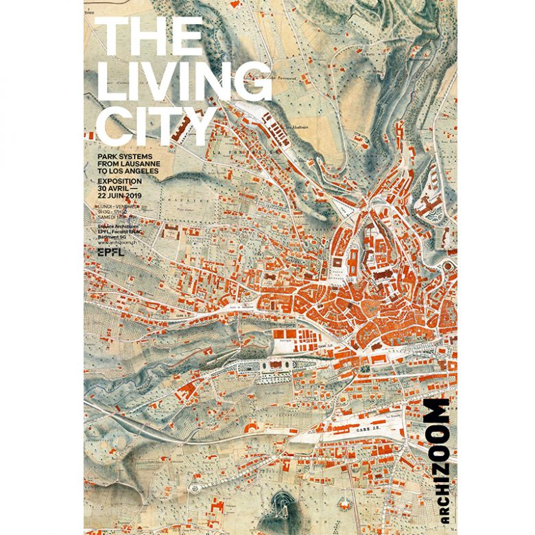 The Living City - Affiche