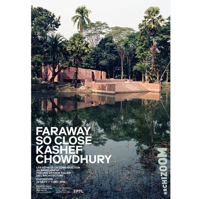 Faraway So Close, Kashef Chowdhury - Affiche